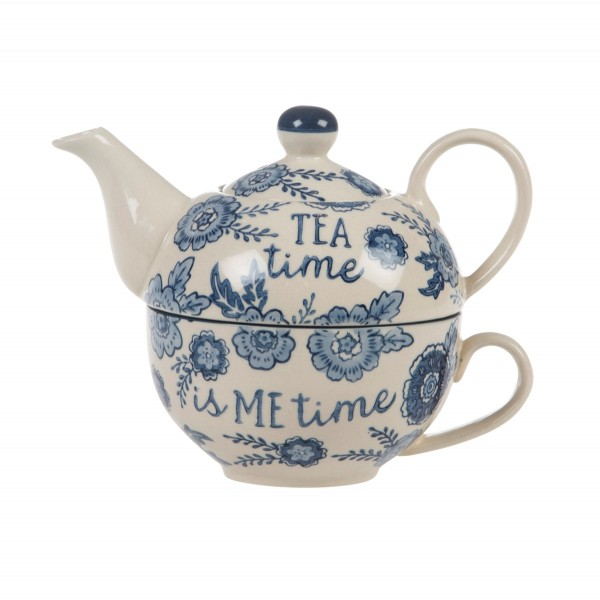 Tea4one blue willow