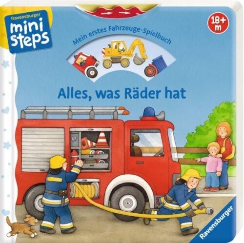 Ravensburger 31587 Alles, was Räder hat