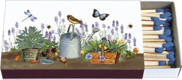 Zündhölzer Gartenwelt
