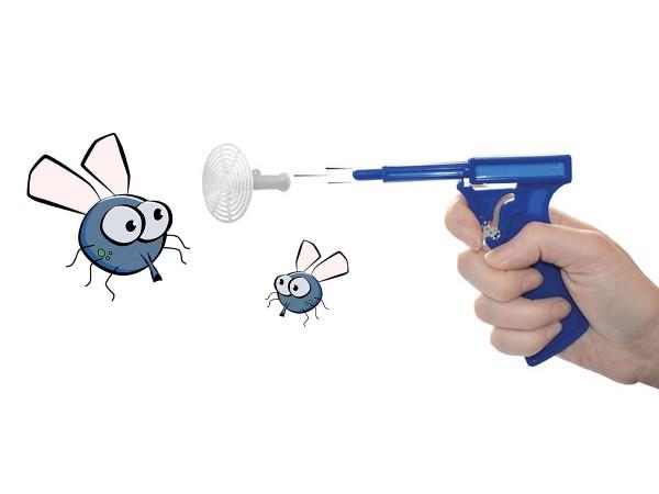 Fliegen-Pistole