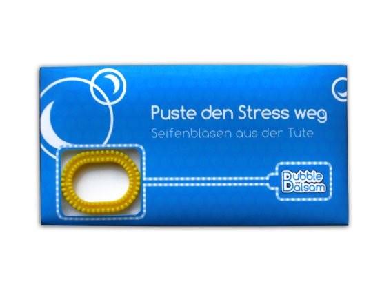 Stress weg Pusten