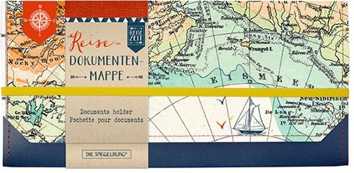 Reise Dokumentenmappe