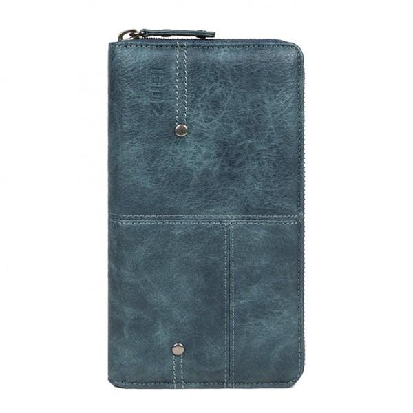 b197d94b5c7b8 Geldbörse Vintage blue