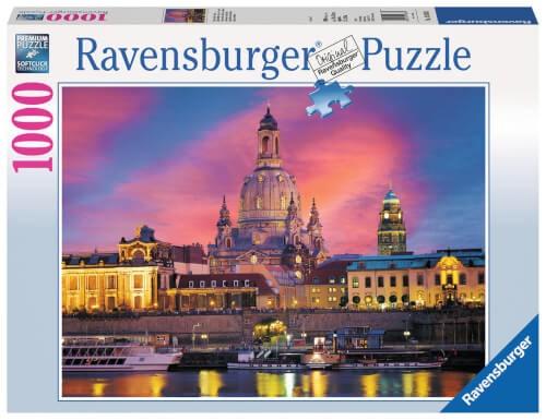 Ravensburger 15836 Puzzle Frauenkirche, Dresden 1000 Teile