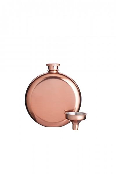 Flachmann copper