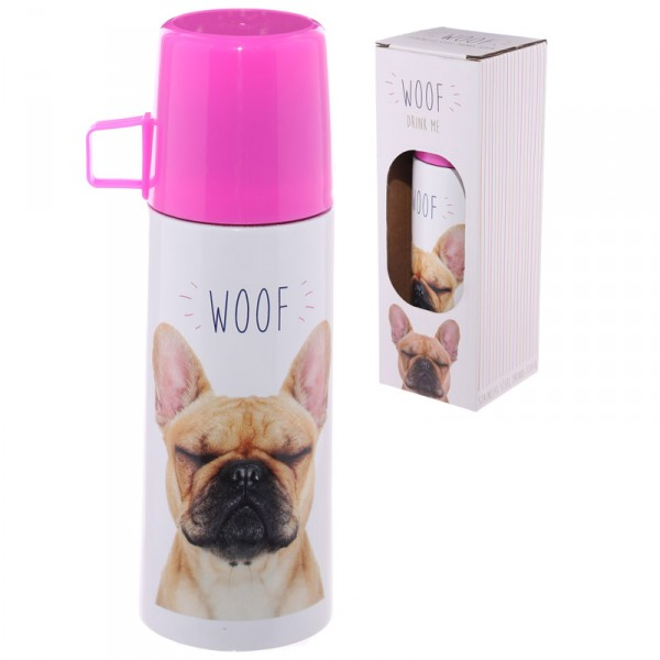 Thermoflasche WOOF 350ml