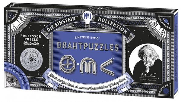 Einsteins Drahtpuzzles