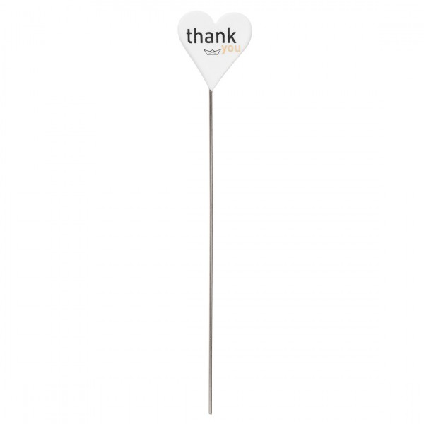 Stecker thank you