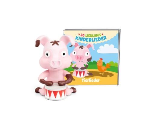 Tonies® 30 Lieblings-Kinderlieder - Tierlieder, ab 3 Jahren.