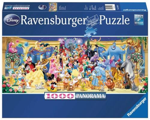 Ravensburger 15109 Puzzle Disney Gruppenfoto 1000 Teile