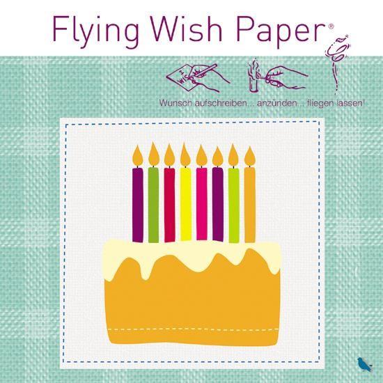 Flying Wish Torte