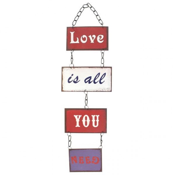 Love Is All You Need Schilder