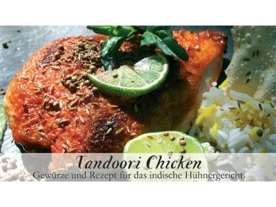 Gewürzkasten Tandoori Chicken