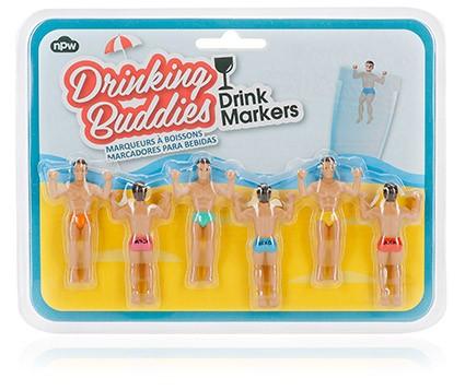 Glasmarker drinking buddies