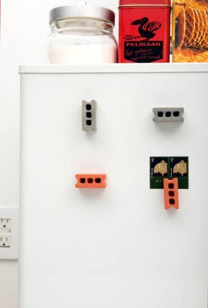 Magnete Ziegel 4er