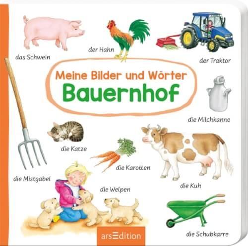 Meine Bilder und Wörter: Bauernhof