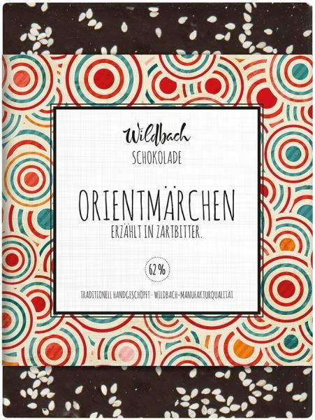 Wildbachschoko Orientmärchen