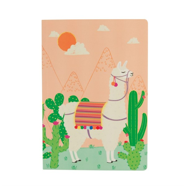 Notizbuch Lima Llama