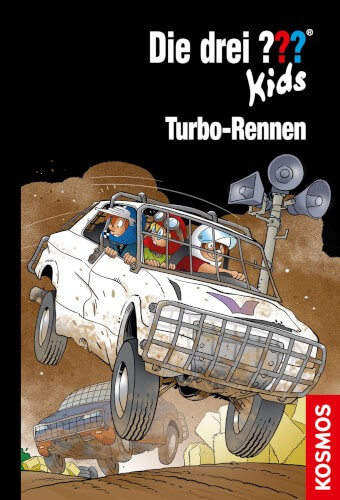 Kosmos Die drei ??? Kids, 81, Turbo-Rennen