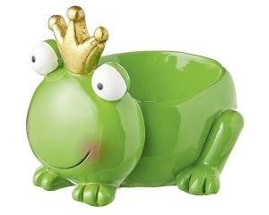Eierbecher Froschkönig