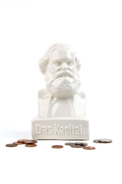 Sparbüchse Kapital