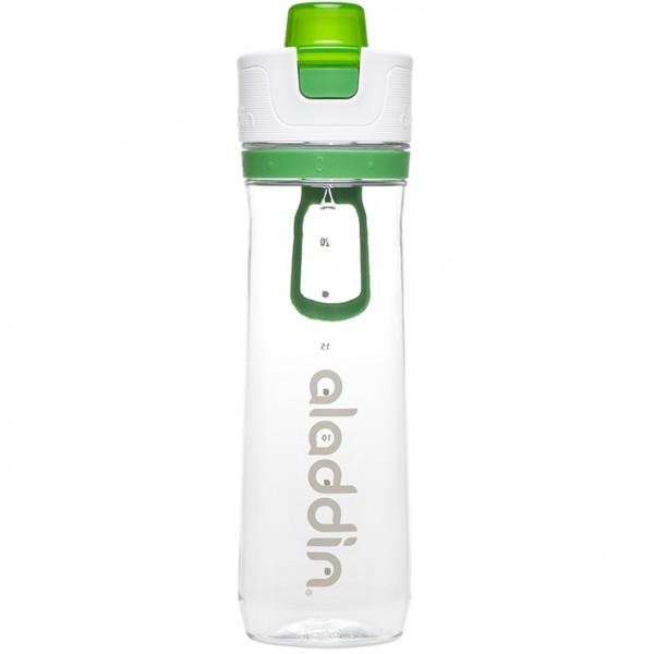 Trinkflasche grün 0,8l