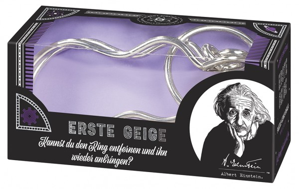 Einsteins erste Geige