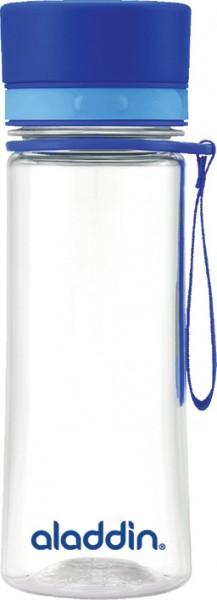 Wasserflasche blau 0,35l