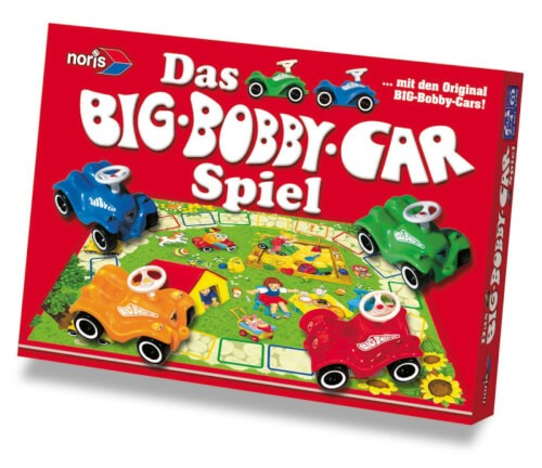 Simba Noris BIG Bobby Car - Das Spiel