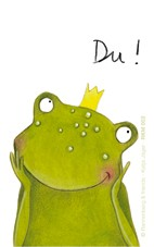 Magnet Du Frosch