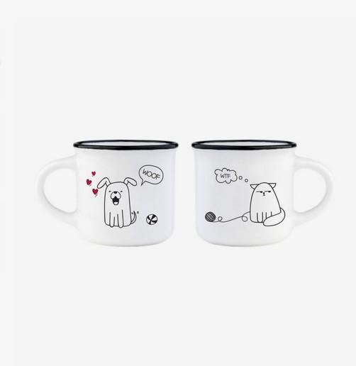 Espresso 2erSet Hund&Katz