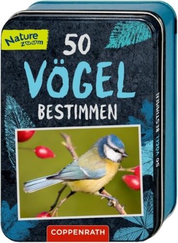 50 Vögel bestimmen (Nature Zoom)