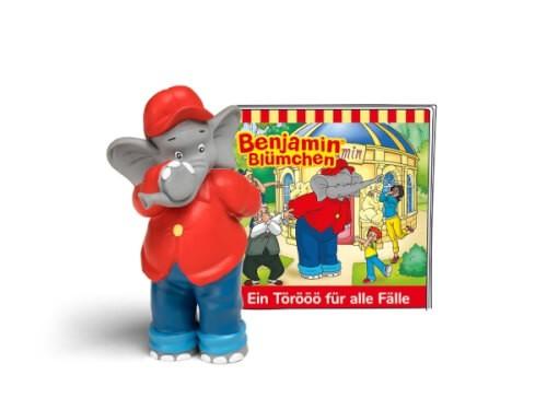 Tonies® Benjamin Blümchen Ein Törööö für alle Fälle, ab 3 Jahren.