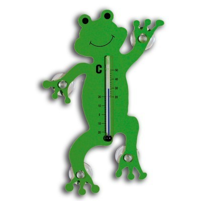 Thermometer Frosch