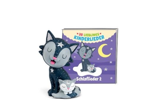 Tonies® 30 Lieblings-Kinderlieder - Schlaflieder 2, ab 3 Jahren.
