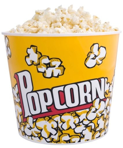 Popcorn Schüssel 2,8l