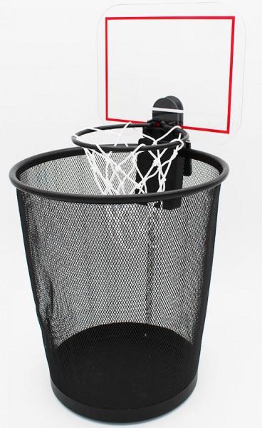 Basketballkorb für Mülleimer mit sound