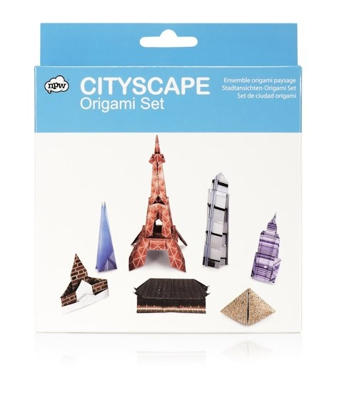 Origami Set City