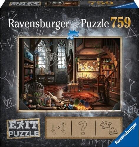 Ravensburger 19954 Puzzle EXIT Drachen 759 Teile