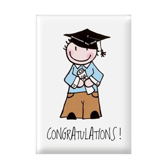 Magnet Congratulation