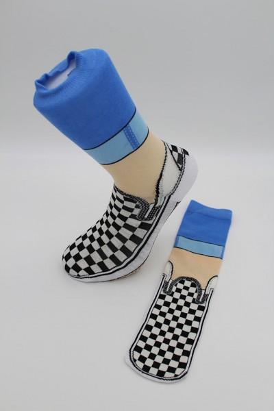 Socken Skate
