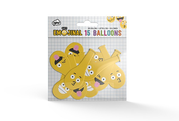 Emojinal Luftballons