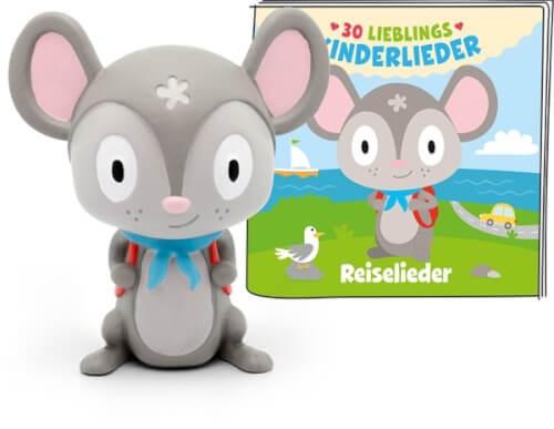 Tonies® 30 Lieblings-Kinderlieder -Reiselieder, ab 3 Jahren.