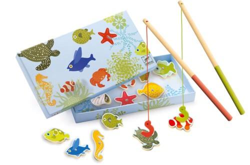Angelspiele: Tropische Fische