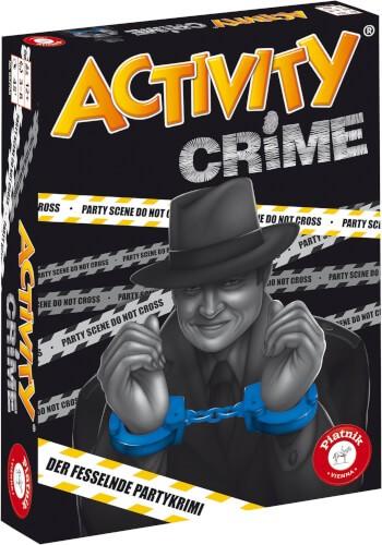 Piatnik 6627 Activity Crime