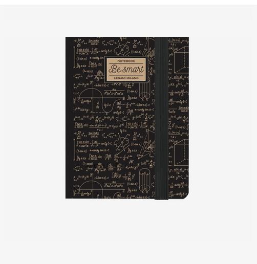 Notizbuch klein Math