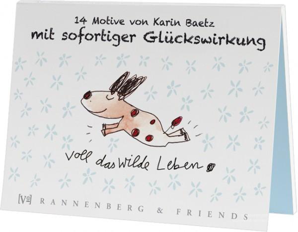 Postkartenbuch Sofortwirkung