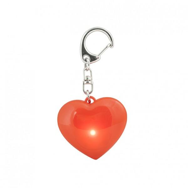 Schlüsselanhänger Herzschlag