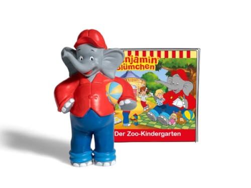 Tonies® Hörfigur Benjamin Blümchen - Der Zoo-Kindergarten, ab 3 Jahren.