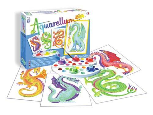 Aquarellum Junior: Drachen